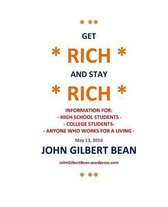 Get Rich and Stay Rich