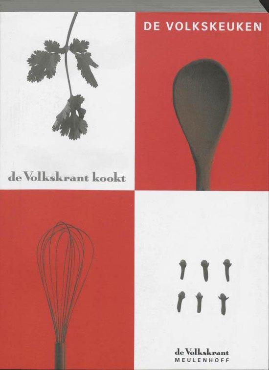 Boek cover De Volkskeuken van A. De Boer (Onbekend)