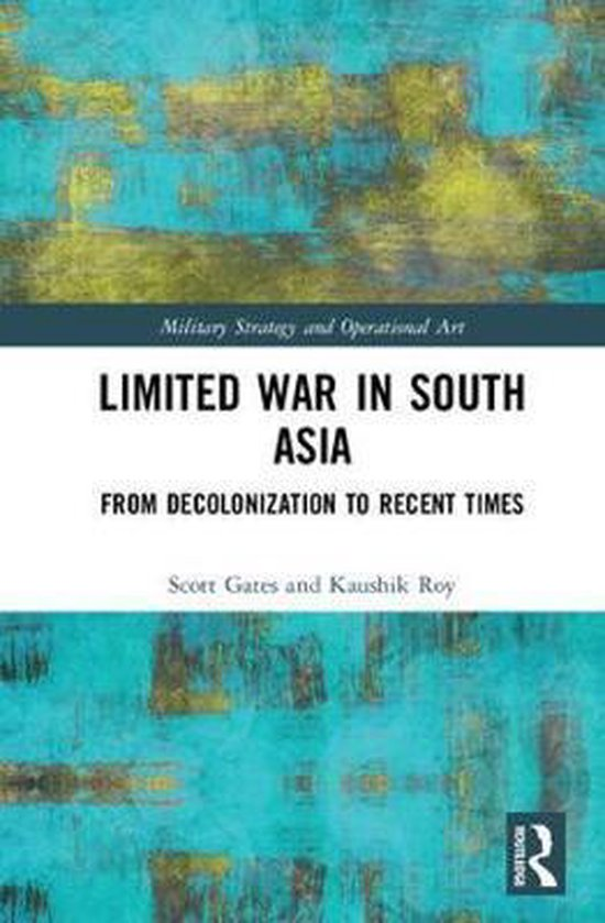 Boek cover Limited War in South Asia van Scott Gates (Hardcover)