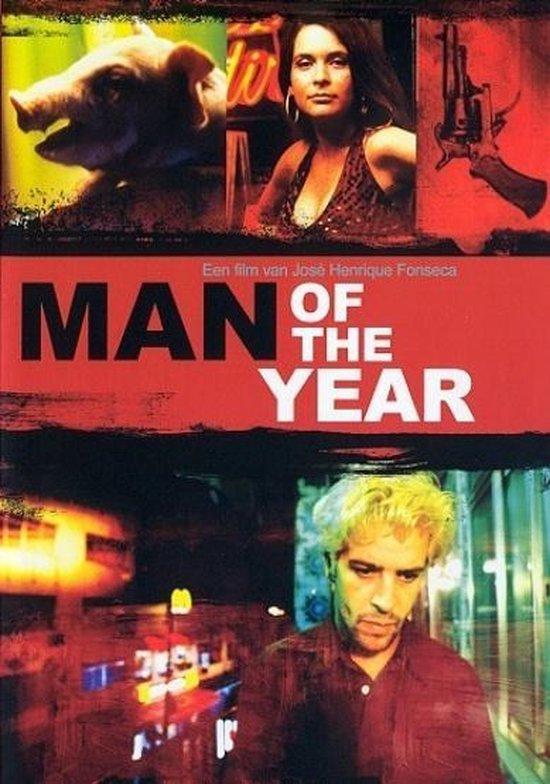Cover van de film 'Man Of The Year'