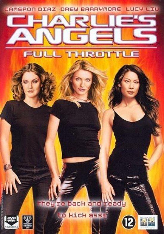 Cover van de film 'Charlie's Angels 2 - Full Throttle'