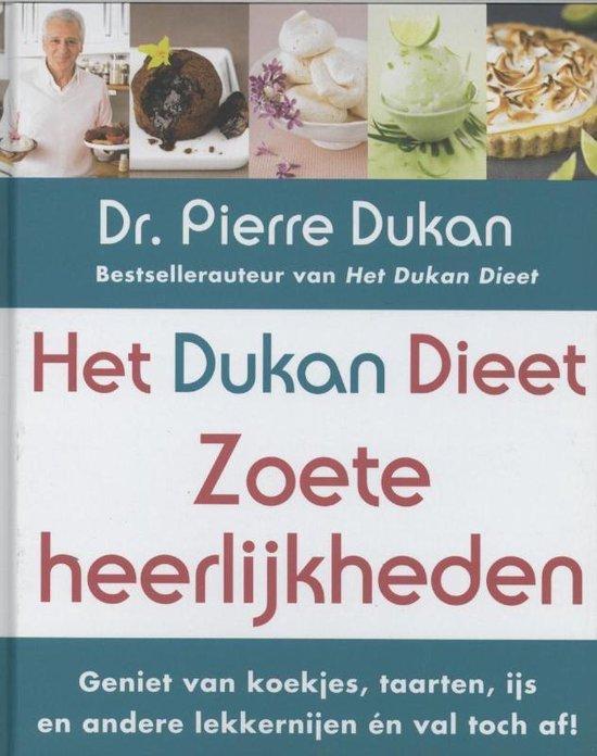 Het Dukan dieet - Zoete heerlijkheden - Vitataal  