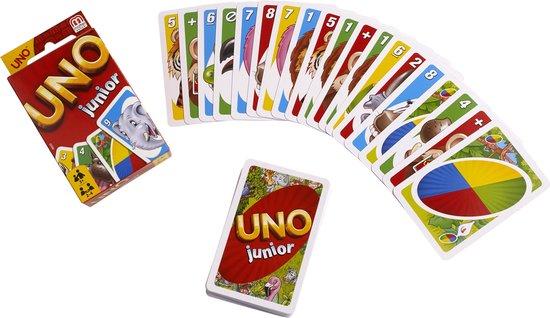 UNO Junior - Kaartspel - Mattel Games
