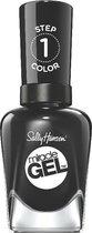 Sally Hansen Miracle Gel Gelnagellak - 460 Blacky O