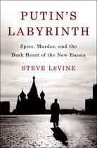 Omslag Putin's Labyrinth