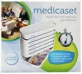 Medicaset Medicijnbox - Medicijndoos