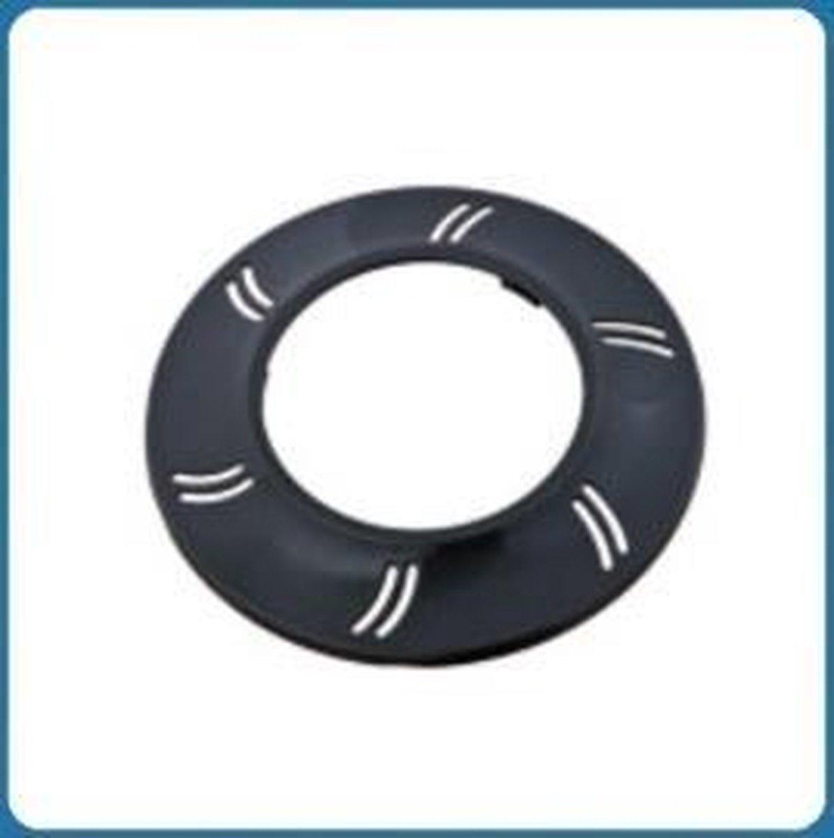 Adagio+ Zwembadverlichting LED Zwarte front ring lamp PLA170