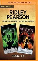Ridley Pearson Kingdom Keepers - The Return Series