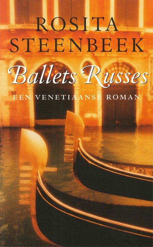 Ballets Russes - Rosita Steenbeek | Readingchampions.org.uk