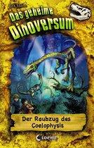 Das geheime Dinoversum 16 - Der Raubzug des Coelophysis