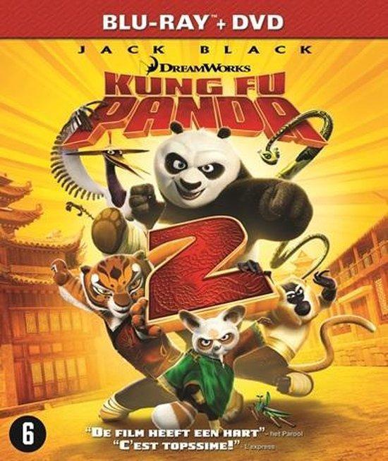 Cover van de film 'Kung Fu Panda 2'