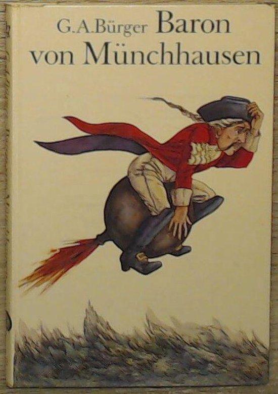 Avonturen baron munchhausen o.g. - none |