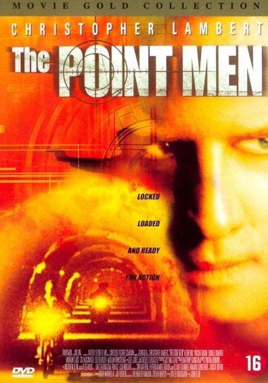 Cover van de film 'Point Men'