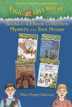 Magic Tree House Books 1-4 Ebook Collection