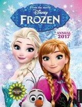 Boek cover Disney Frozen Annual 2017 van