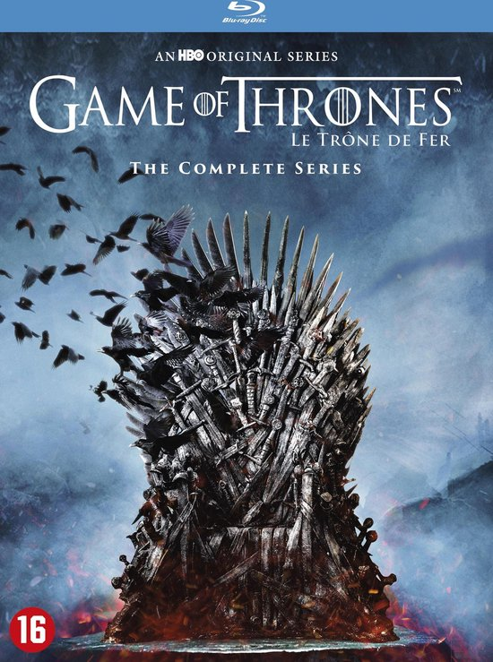 Afbeelding van Game of Thrones - The Complete Collection: Seizoen 1 t/m 8 (Blu-ray)