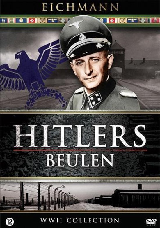 Cover van de film 'Adolf Eichman'