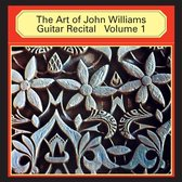 The Art Of John Williams Guitar Rec