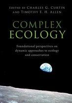 Complex Ecology