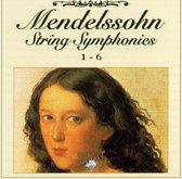Mendelssohn Bartholdy: Die Jugendsymphonien Nos. 1-6
