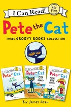 Pete the Cat: Three Groovy Books Collection