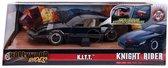 1982 Pontiac Firebird - Knight Rider - K.I.T.T. - Jada 1:24 met werkende LED scanner