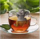 Theeei Luiaard - Grappig origineel thee ei