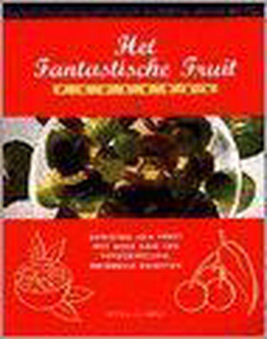 Het fantastische fruit kookboek - Inge Kappert |