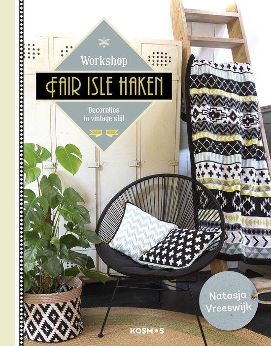 Workshop fair isle haken - Natasja Vreeswijk | Readingchampions.org.uk