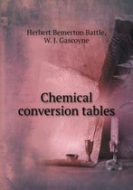 Chemical Conversion Tables