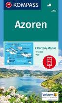 Kompass WK2260 Azoren