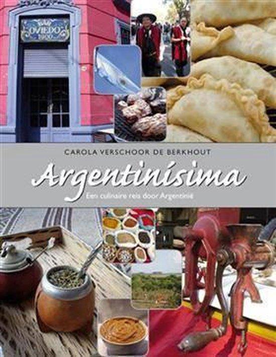 Argentinísima - Carola Verschoor De Berkhout | Readingchampions.org.uk