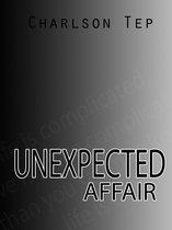 Boek cover Unexpected Affair van Charlson Tep