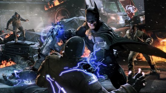 Batman: Arkham Origins - Windows
