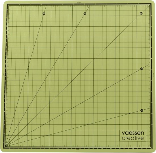 Vaessen Creative Zelfherstellende Snijmat - 35.5 x 35.5 cm