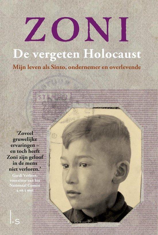 De vergeten holocaust - Zoni Weisz |
