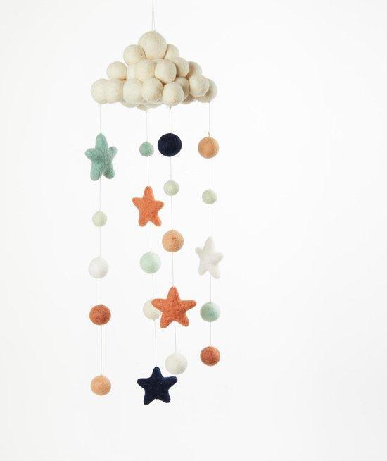 Product: Baby mobiel Venice, van het merk Moti-design