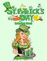 Saint Patrick's Day Coloring Book