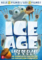 Ice Age -  Complete Collection 1 t/m 5