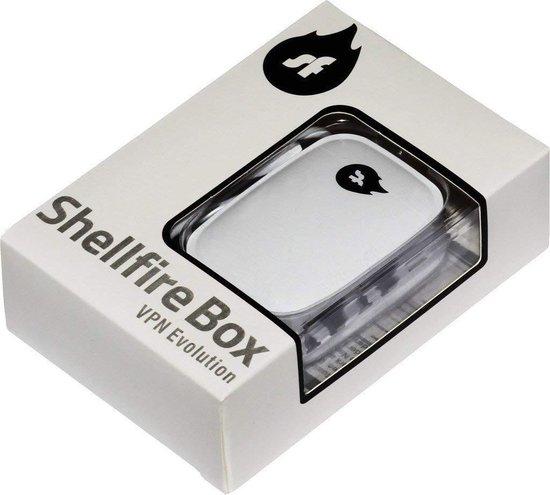 Shellfire box VPN