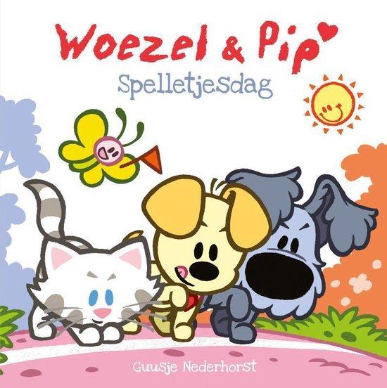 Woezel & Pip - Spelletjesdag - Guusje Nederhorst pdf epub