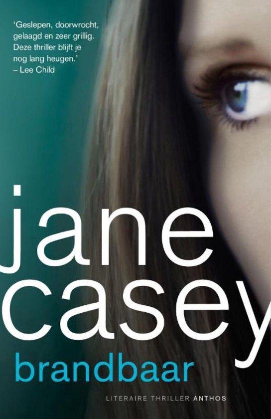 Brandbaar - Jane Casey pdf epub