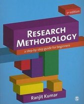 Boek cover Research Methodology van Ranjit Kumar (Paperback)