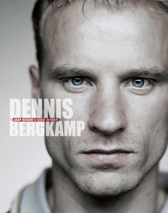 Boek cover Dennis Bergkamp van Jaap Visser (Hardcover)