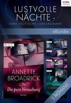 Lustvolle Nächte - Fünf erotische Liebesromane