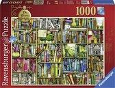 Ravensburger puzzel Colin Thompson Bizarre Bookshop - Legpuzzel - 1000 stukjes