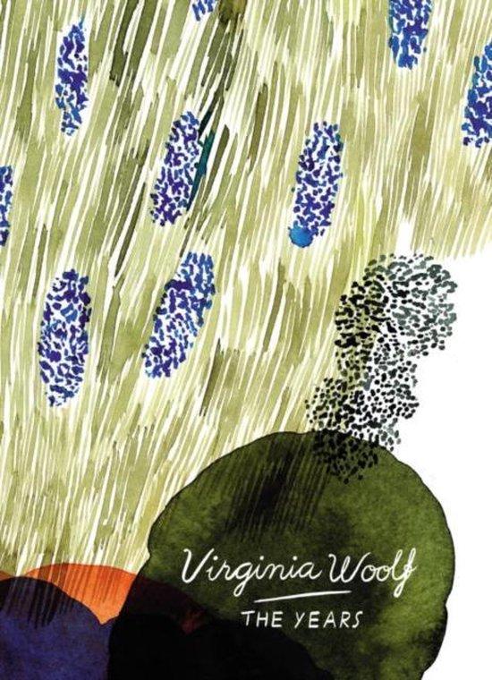 Boek cover The Years (Vintage Classics Woolf Series) van Virginia Woolf (Paperback)