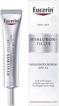 Eucerin Hyaluron-Filler Anti-Rimpel - Oogcrème - 15 ml