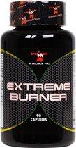 M Double You - Extreme Burner (90 capsules) - Fatburner - Vetverbrander - Afslankpillen