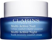 Clarins Multi-Active Nuit Normal to Dry Skin Nachtcrème - 50 ml